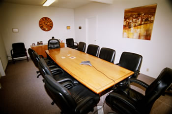 Legal Videos On Site Conference Room for Depositions