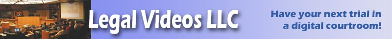 Legal Videos LLC is a video production service